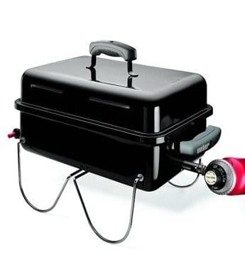 Weber Go-Anywhere LP Gas BBQ Grill