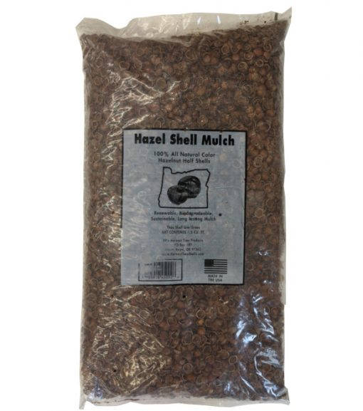 Hazelnut Shell Mulch